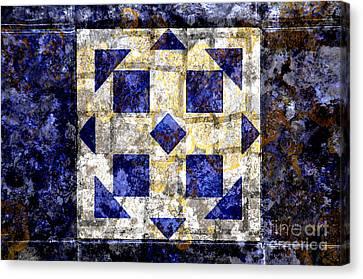 Visual Healing Canvas Print by Floyd Menezes