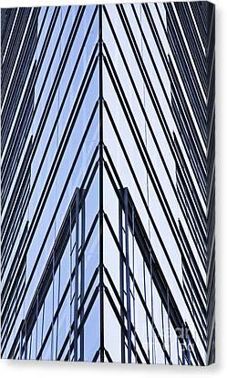 Vitreous Corner Canvas Print by Heiko Koehrer-Wagner