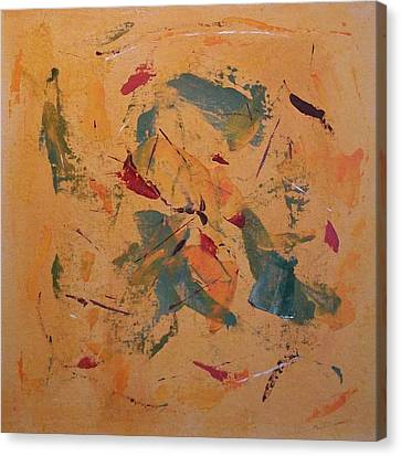 Vivaldi -- Autumn Canvas Print by Nick Young