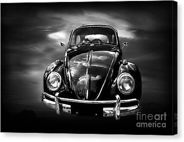 Volkswagen Canvas Print by Charuhas Images