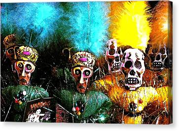 Voodoo For You Canvas Print