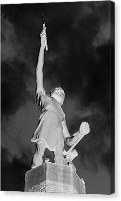 Vulcan - God Of The Forge Canvas Print