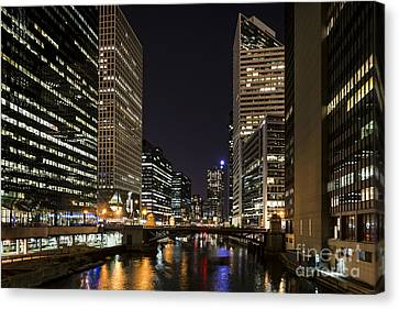 Wacker Avenue Canvas Print