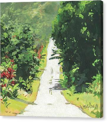 Wailua Canvas Print