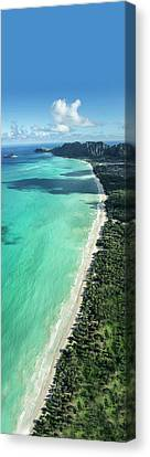 Waimanalo Bliss Canvas Print
