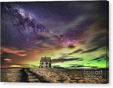 Wake Up And Start To Dream Canvas Print
