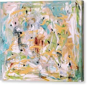 Waken Canvas Print by Trish Toro