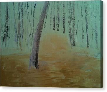 Walk-in Canvas Print