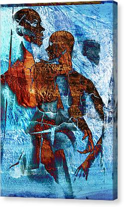 Wall Art Fenimina  Canvas Print by Danica Radman