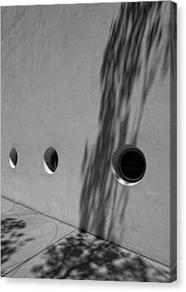 Wall Guggenheim Museum Nyc 2 Canvas Print