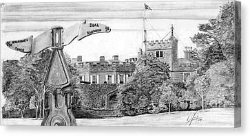 Walmer Castle Canvas Print by William Young