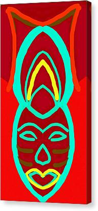 Wand Wing Canvas Print by Babatunde Kayode