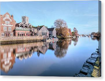 Wareham - England Canvas Print