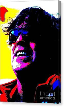 Warhol Robbie Canvas Print
