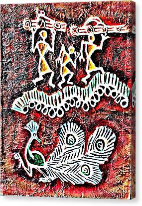 Fruits Of Labour  Canvas Print