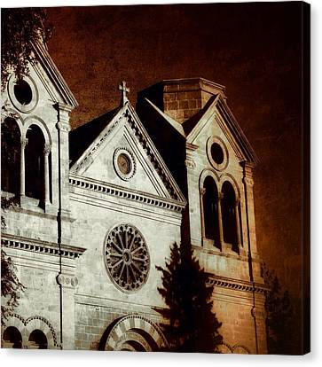Warming Faith Canvas Print