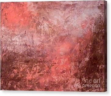 Warmth Canvas Print by Jilian Cramb - AMothersFineArt