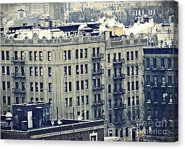 Washington Heights 1 Canvas Print