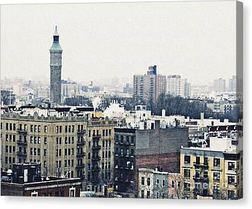 Washington Heights 3 Canvas Print by Sarah Loft