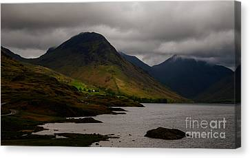 Wastwater Canvas Print by John Collier