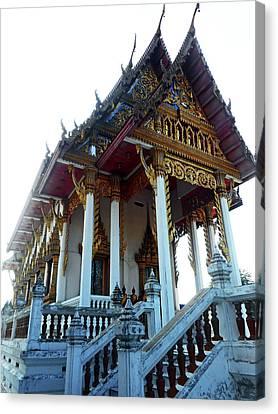 Wat Sawangfa 11 Canvas Print