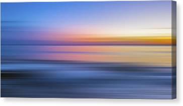 Watching The Last Light X Canvas Print