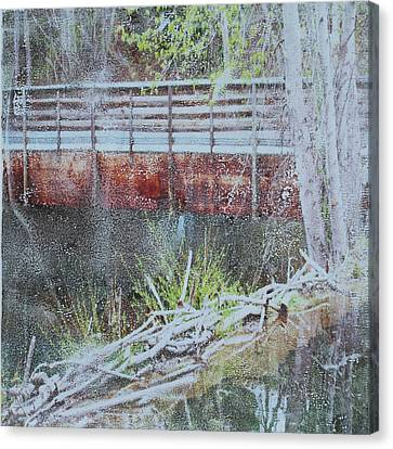 Water #5 Canvas Print