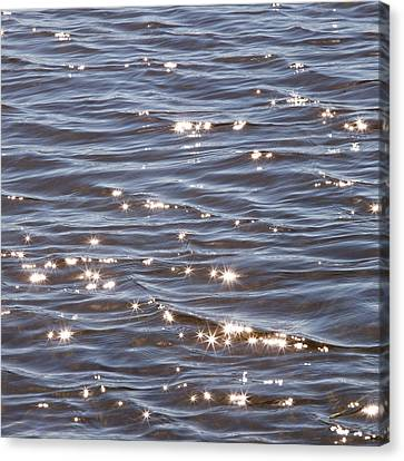 Canvas Print - Water Abstract 2 by Sheri Van Wert