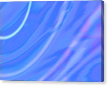 Water Canvas Print by Alex Porter