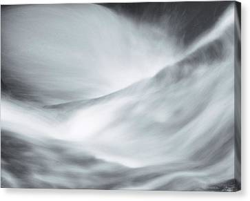 Water Canvas Print by Dan Sproul