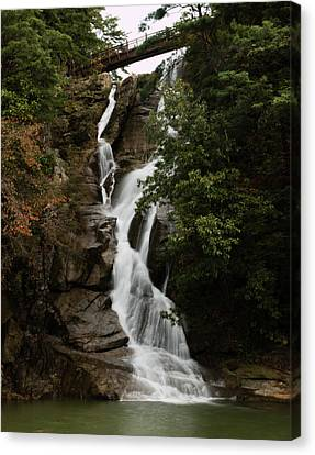 Water Fall 3 Canvas Print