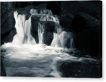 Water Stair Canvas Print