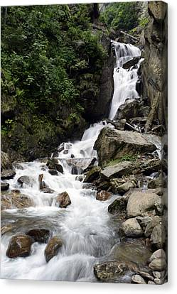Still Life Canvas Print - Waterfall by Sumit Mehndiratta
