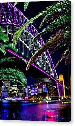 Waterfront Romance Canvas Print by Az Jackson