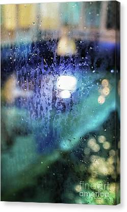 Canvas Print featuring the photograph Watty3 by Cazyk Photography
