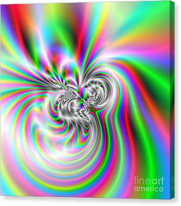 Wave 002c Canvas Print by Rolf Bertram
