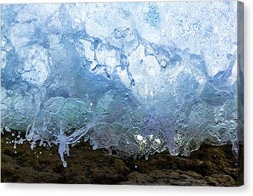 Wave 1 Canvas Print