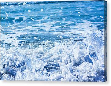 Wave 3 Canvas Print