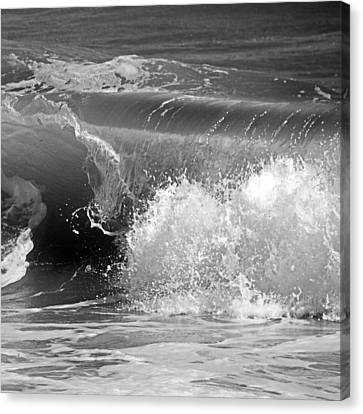 Wave Canvas Print by Charles Harden
