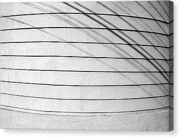Waves 2009 1 Of 1  Canvas Print