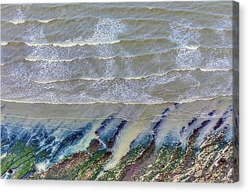 Down East Canvas Print - Waves by Joana Kruse