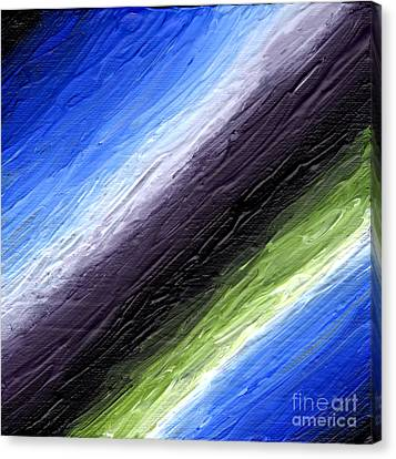 Canvas Print - Waves by Kasia Bitner