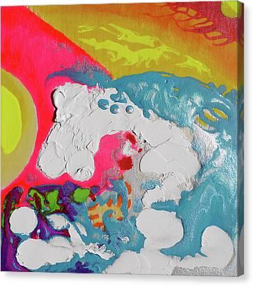 Wavesetting #1 Canvas Print