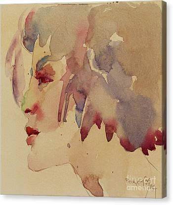 Wcp 1702 A Dancing Fool Canvas Print