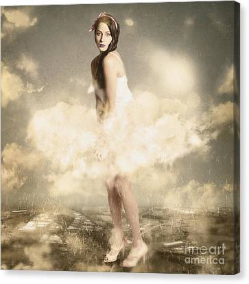 Weather Giants May Roam Canvas Print by Jorgo Photography - Wall Art Gallery