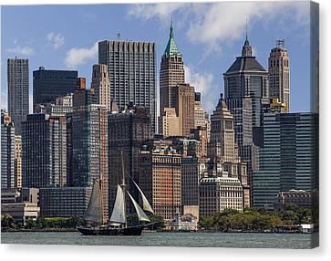 We'll Have Manhattan Canvas Print