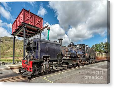 Welsh Highland Railway Canvas Print by Adrian Evans