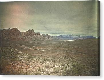 West Canvas Print by Mark Ross