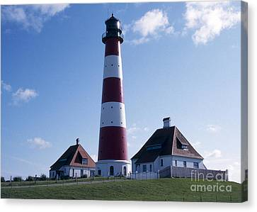 Westerhever Beacon Canvas Print