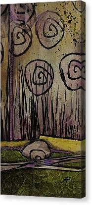 Canvas Print - Wetland's Freedom  by Laura Lein-Svencner